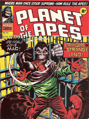 Marvel UK, Planet of the Apes #52