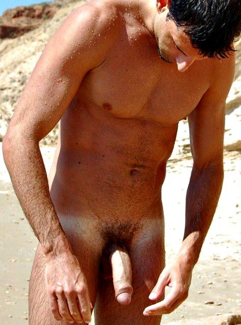 Playa desnudo gay