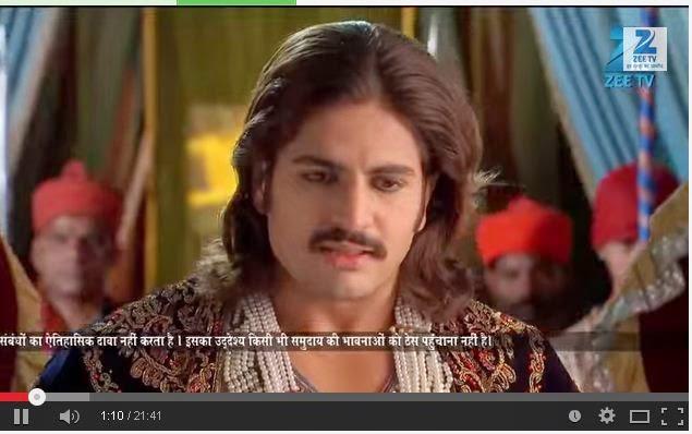 Sinopsis Jodha Akbar ANTV Episode 268