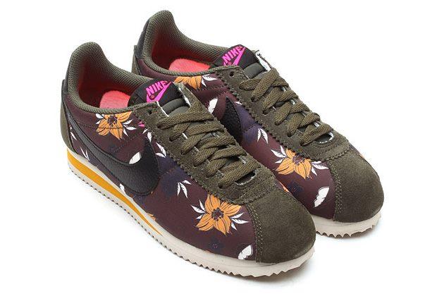 Nike Cortez Floral Print
