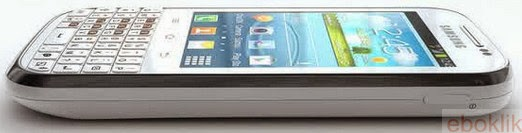 Spesifikasi Samsung Galaxy Chat B5330