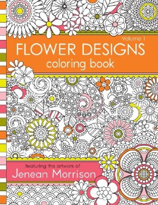 Sprinkle On Glitter Blog-Artsy Gift Guide pt 1 Coloring Book- Keenan Morrison