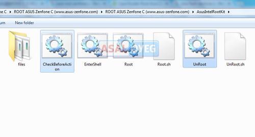 Root Zenfone C