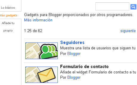 Como insertar un formulario de contacto flotante en blogger