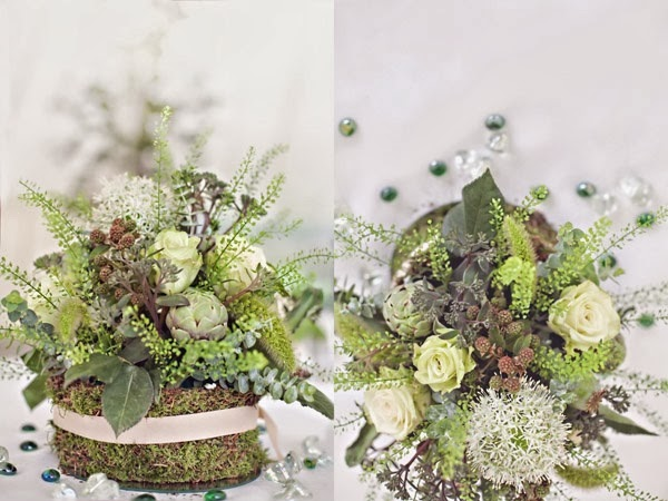 Matrimonio Tema Bosco : Peppermint wedding think green un matrimonio ispirato