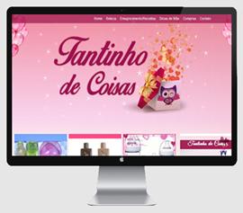 TANTINHO DE COISA