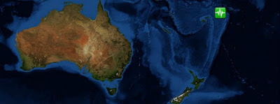 terremoto de 6,5 grados sacude las islas Tonga, el 11 de Mayo de 2013
