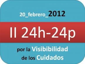 ESTE 20 DE FEBRERO todos por la visibilidad de los cuidados de enfermería
