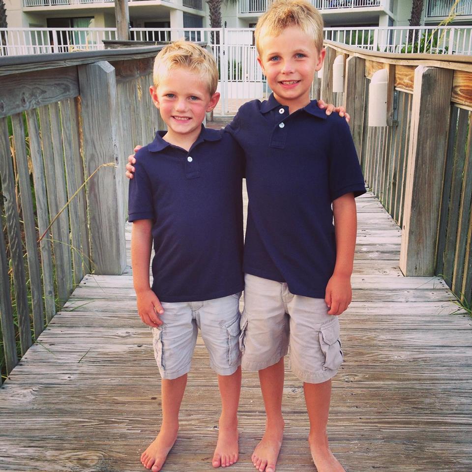 Matthew & Mason