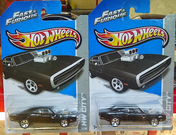 Hotwheels Dodge Charger R/T Fast Furious (2013)