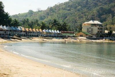 sabangan beach santiago ilocos sur