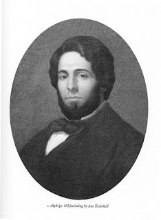 Painting of Herman Melville from Wikimedia Commons