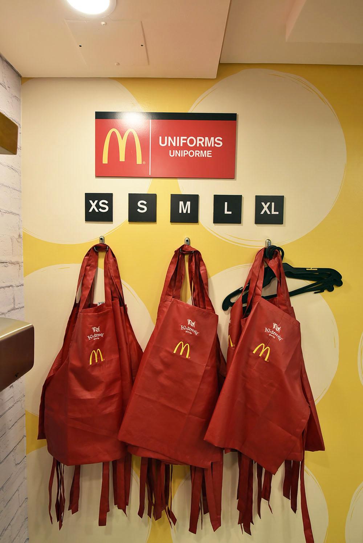 mcdonald s burger shop now open in kidzania manila mommy mcdonald s burger shop now open in kidzania manila