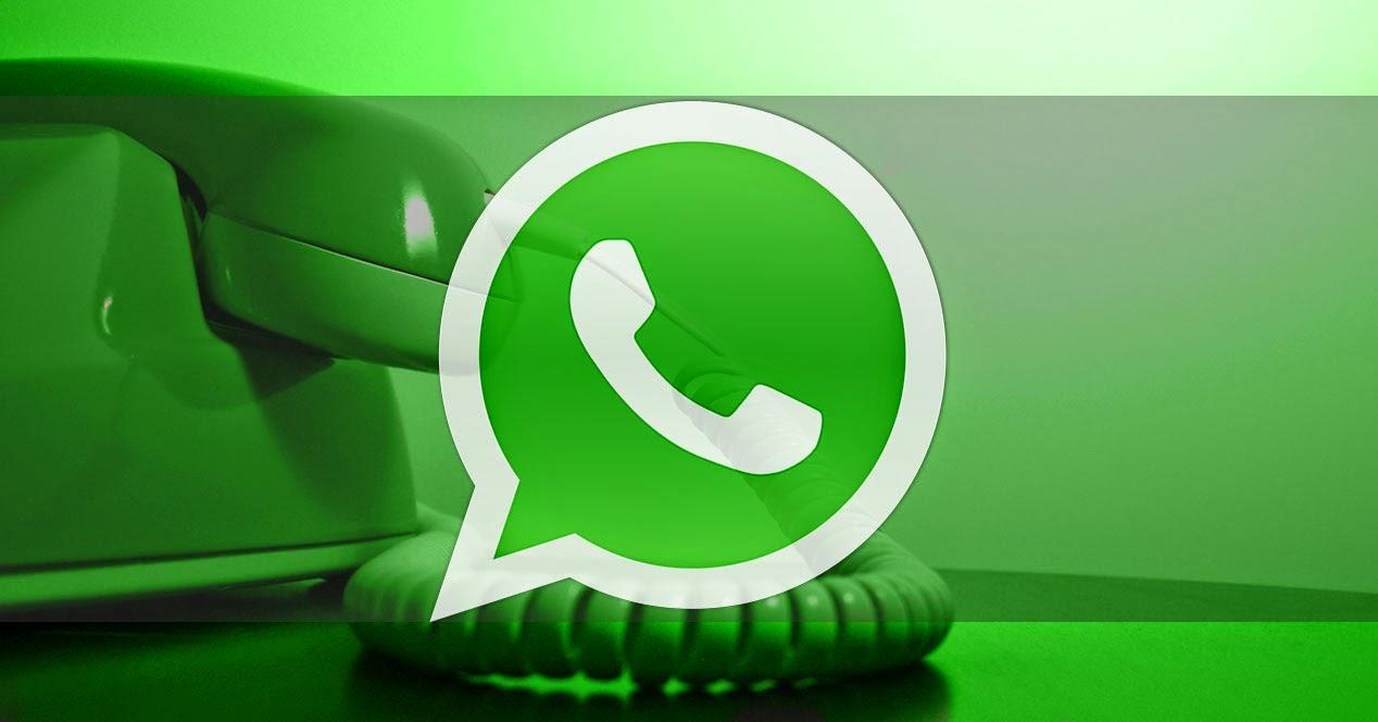 WhatsApp llamadas VoIP