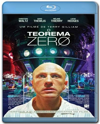 O Teorema Zero AVI BDRip