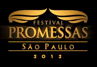 capa Download – Festival Promessas 2012  – HDTV AVI + RMVB