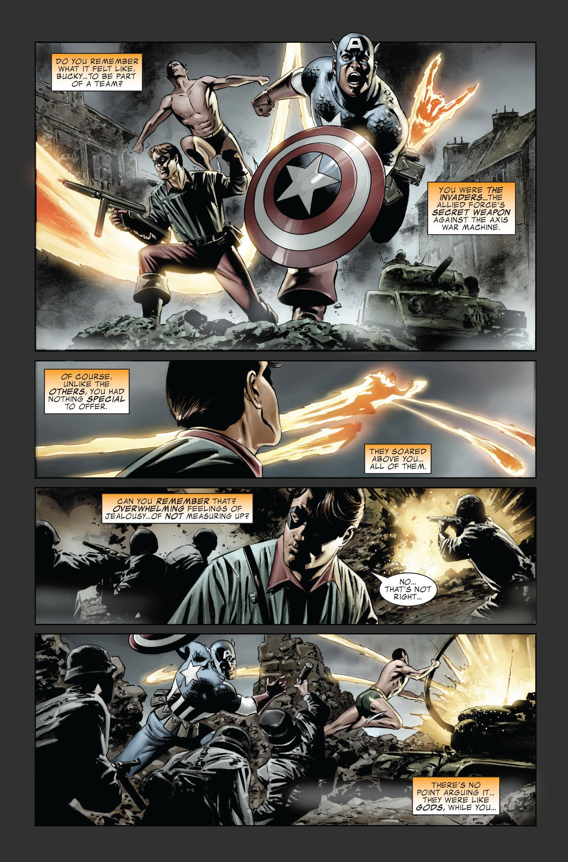Captain America (2005) Issue #31 #31 - English 15