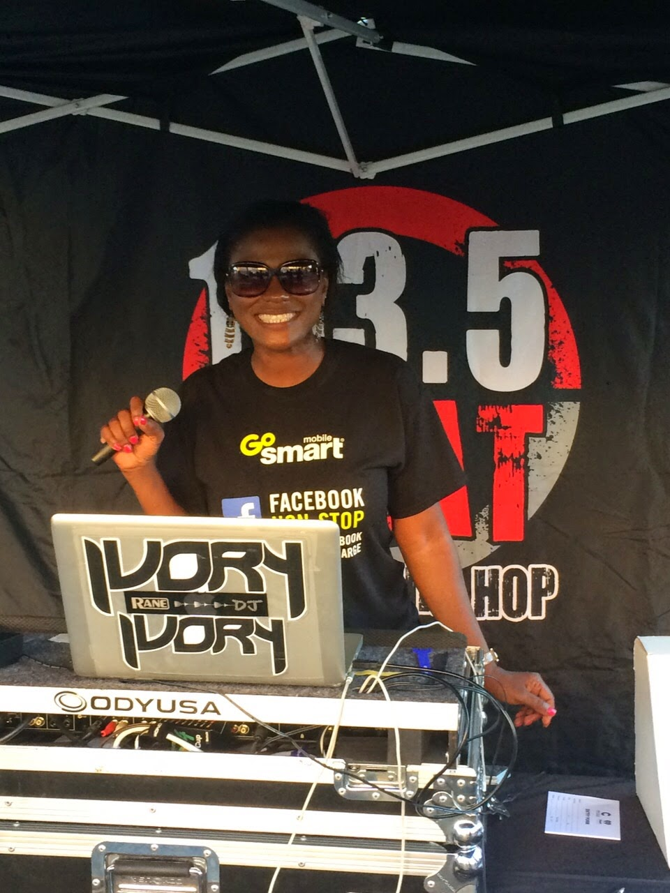Go Smart Mobile Promo with 103.5 the beat FM