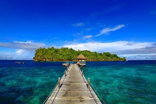 pulau misool raja ampat