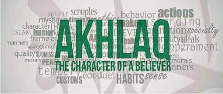 Pendidikan Akhlak (Karakter) dalam Islam