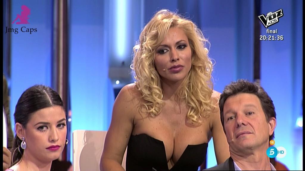 CAROLINA ALCAZAR, GH EL DEBATE (25.10.15)