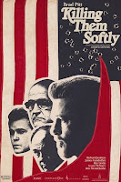 killing them softly flag poster