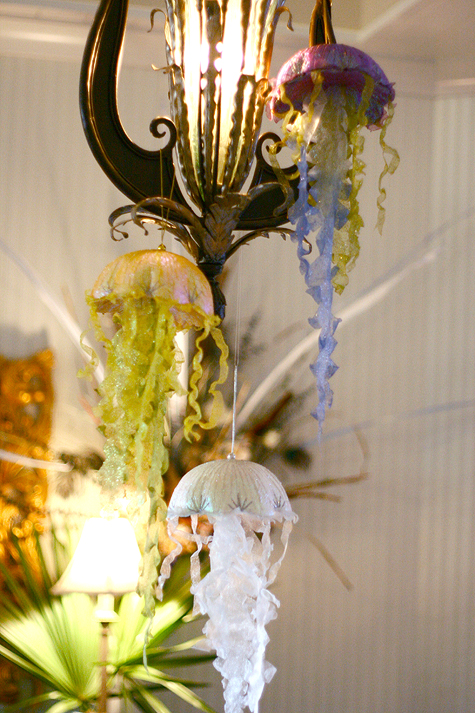 Hanging Jellyfish Decorations