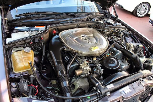 mercedes m117 engine
