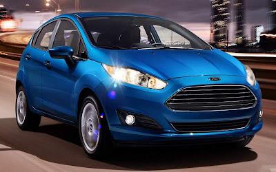 Lançamento da Ford no Brasil Fiesta 2014