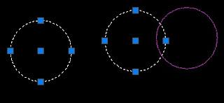 Cara memilih objek di AutoCAD yang sama secara cepat.