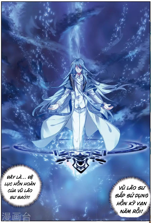 Long Vương Truyền Thuyết - Chap 119