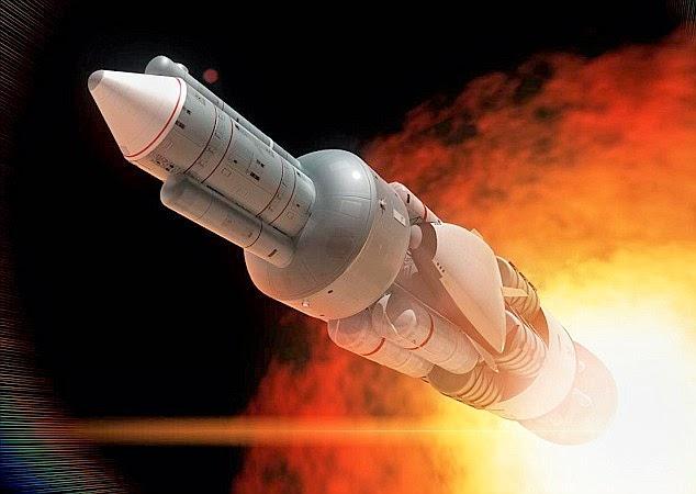 Resultado de imagen de Cómo será La primera nave espacial en alcanzar una estrella