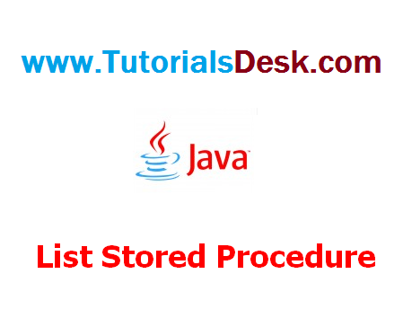List stored procedures with MS SQL Server