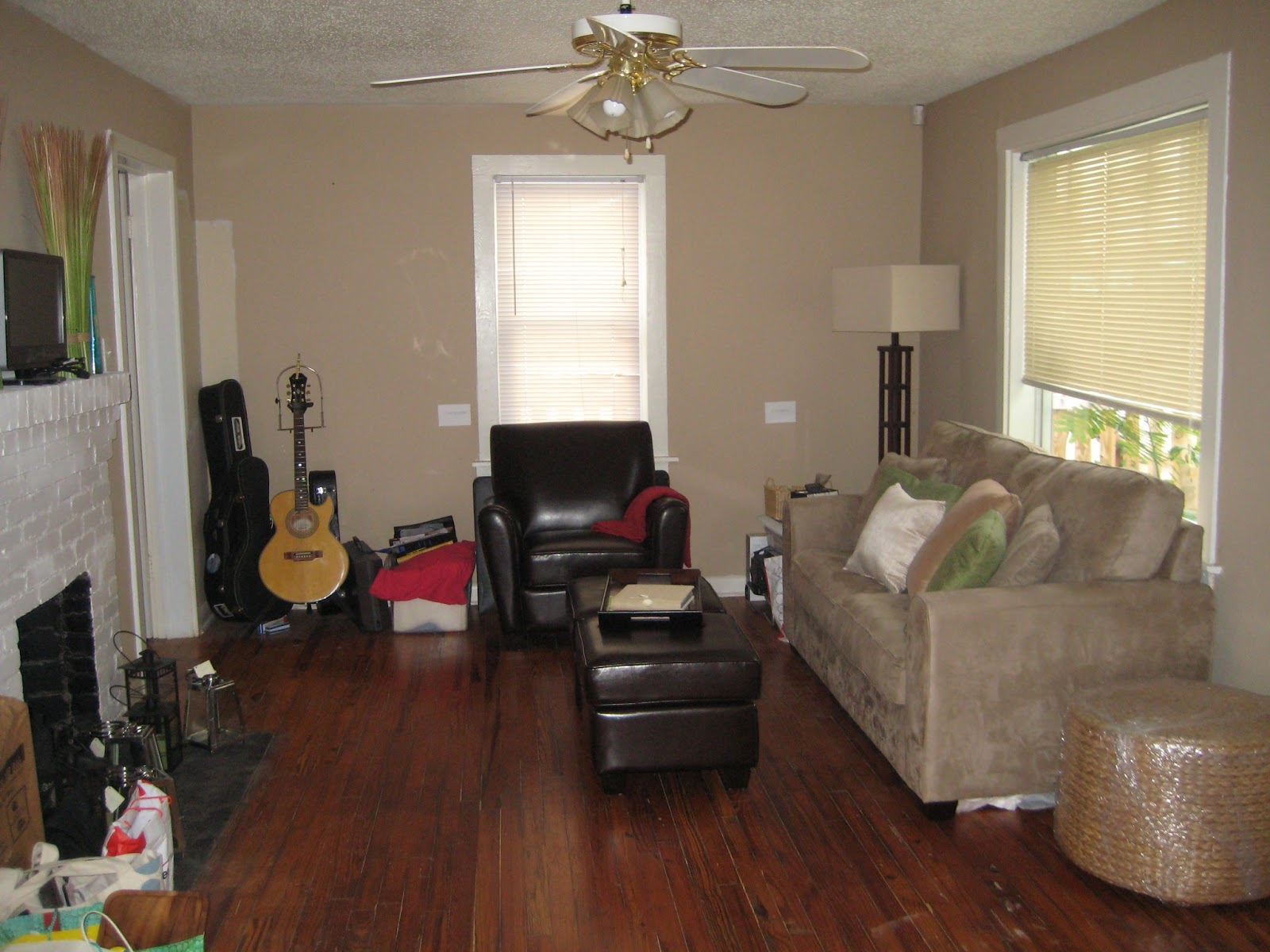 Living room makeovers before and after pictures