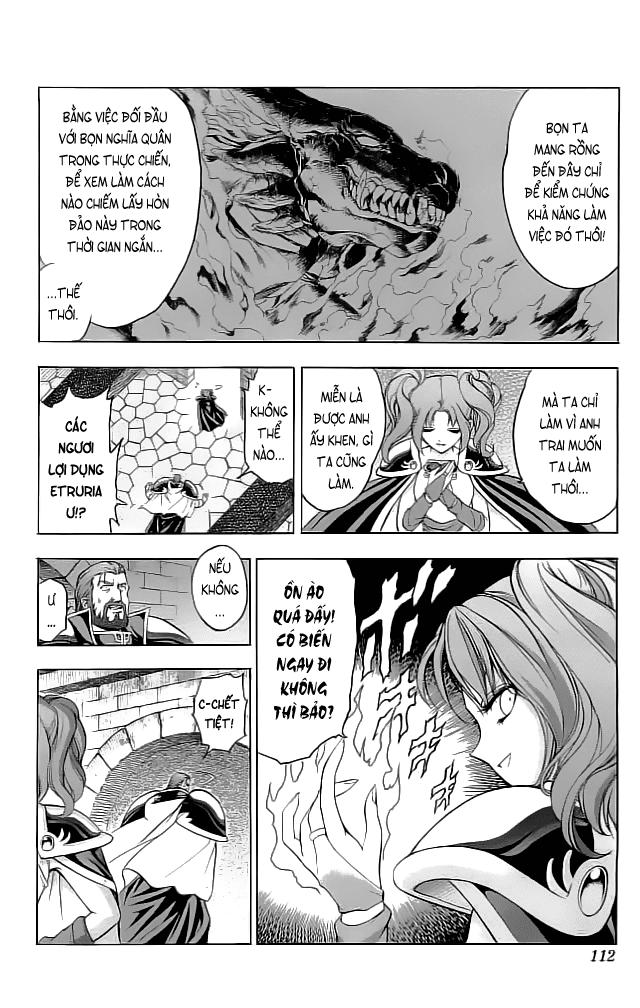 Fire Emblem-Hasha no Tsurugi chap 19 - Trang 15