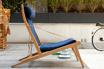 Atelier  'BIVOUAC' CAMP CHAIR