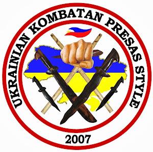 официальная группа UKRAINIAN KOMBATAN PRESAS STYLE