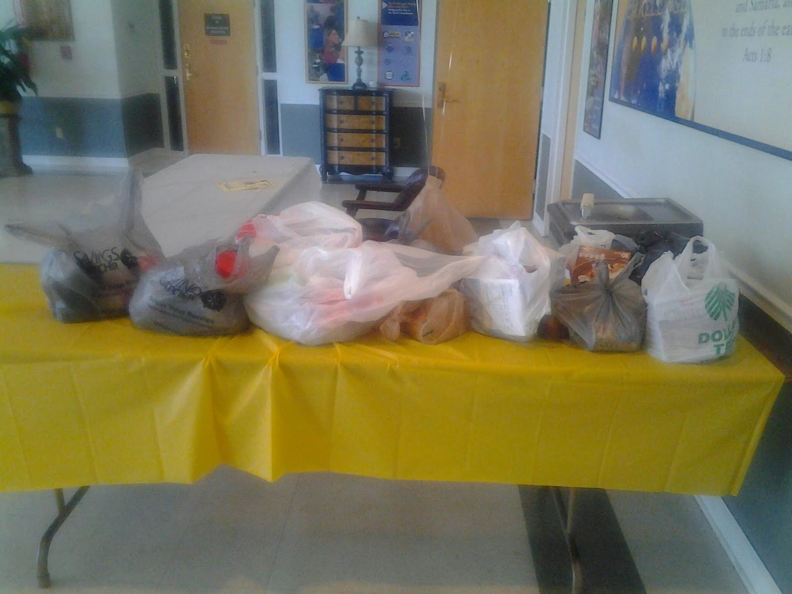 Donations from CAOT supporters to a Savannah-based nonprofit in 2014