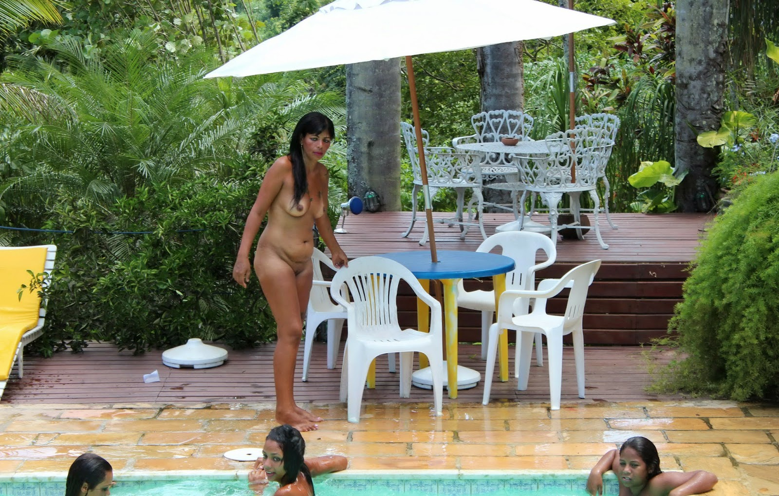nudist Brazilian girls  91 ...