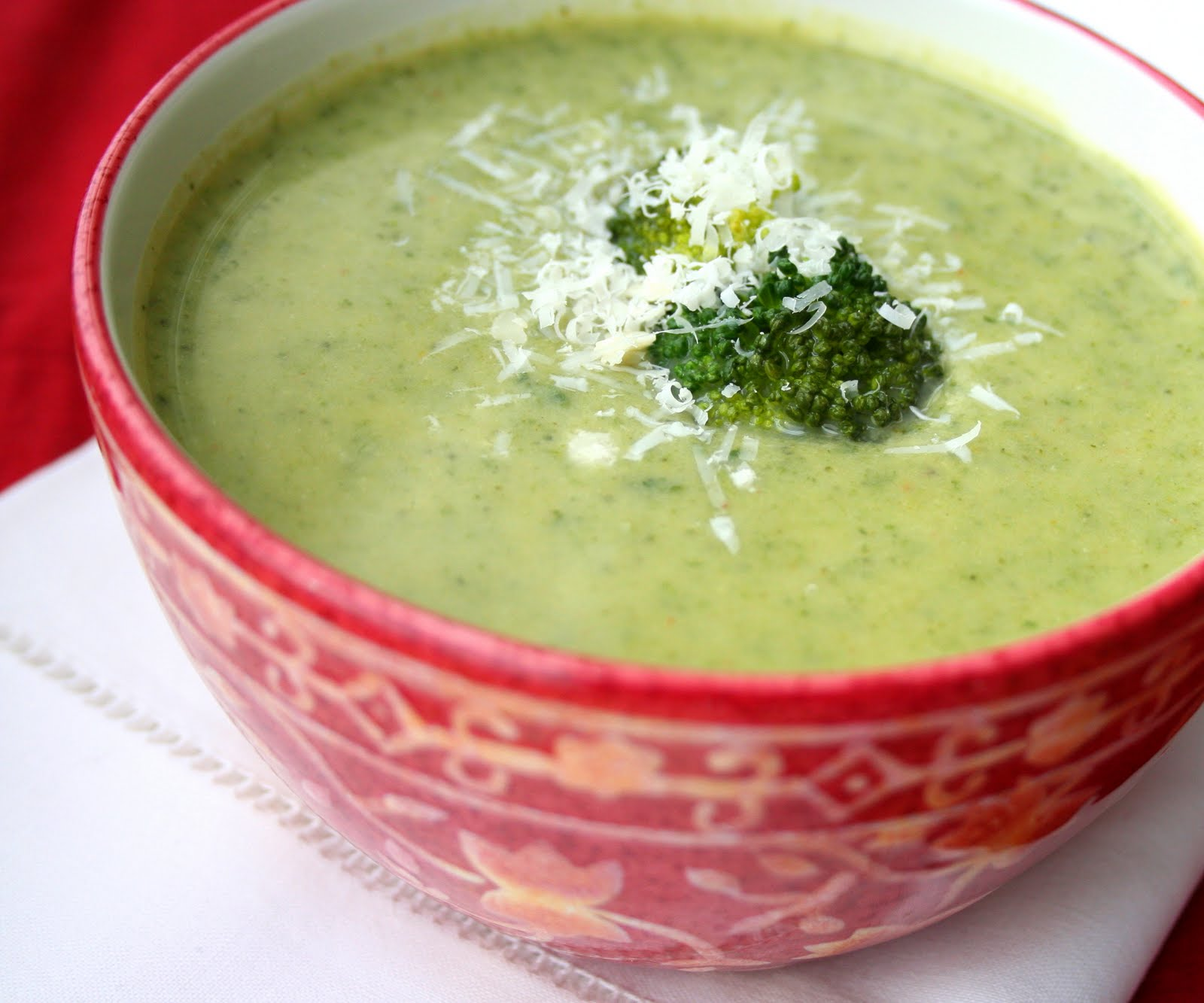 Simply one of the best low carb broccoli cheese soup recipes around ...