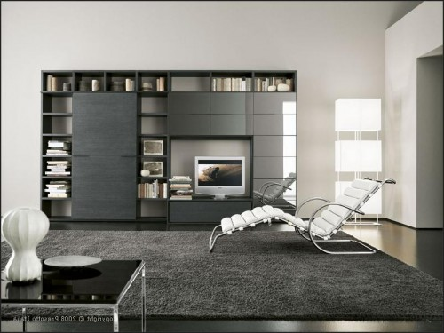 Modern TV Cabinet Idea