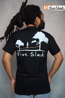 Graphic24 - Coleção Viva Slack - Slackline T-Shirts
