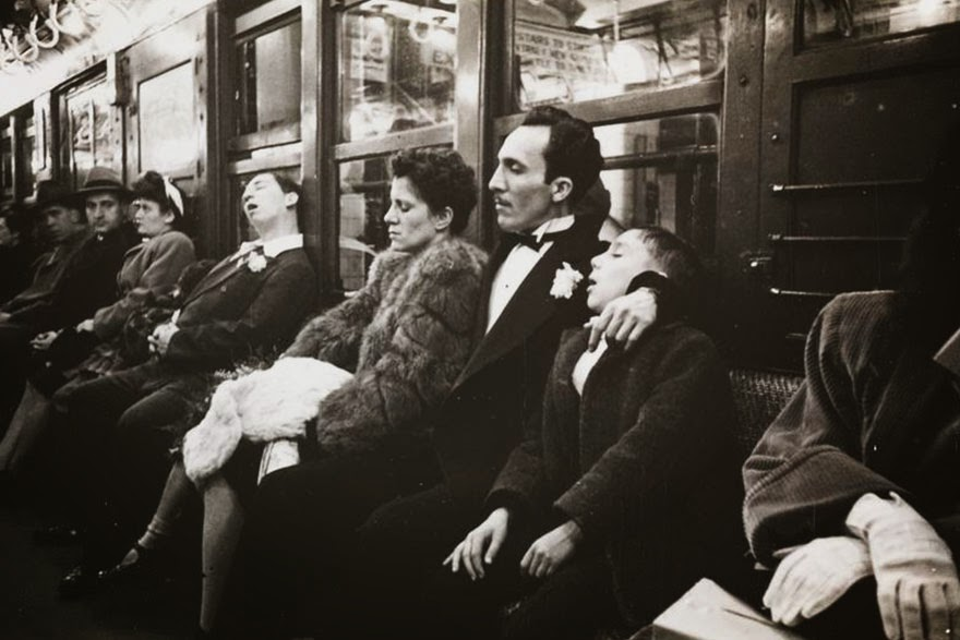 new york subway 1946 photography stanley kubrick-2