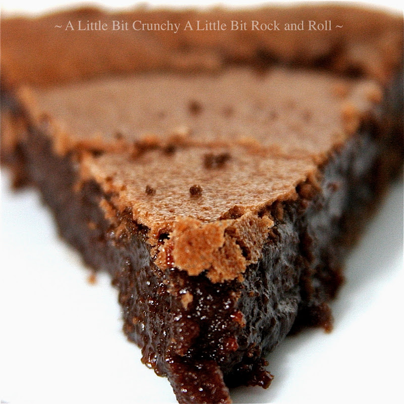 ... Crunchy A Little Bit Rock and Roll: 3.14159.... Chocolate Chess Pie
