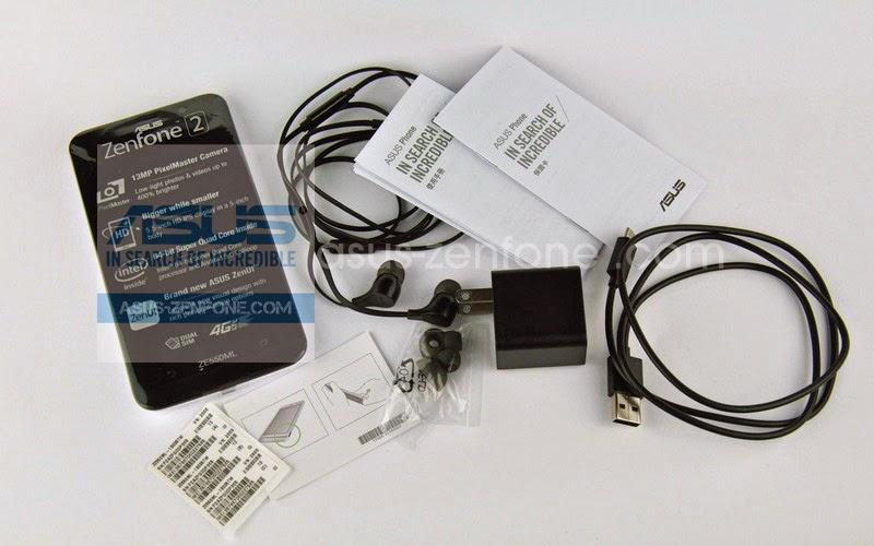 Unboxing ASUS Zenfone 2 ZE550ML Asus Zenfone Blog News