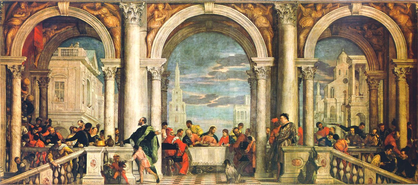 The revival of ancient ideals - the main motivation of the Renaissance architecture