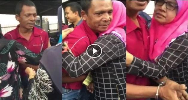 Demi Nyawa Keluarga, Lelaki Ini Di Hukum Gantung Sampai Mati Kerana Membunuh Perompak. (Video)