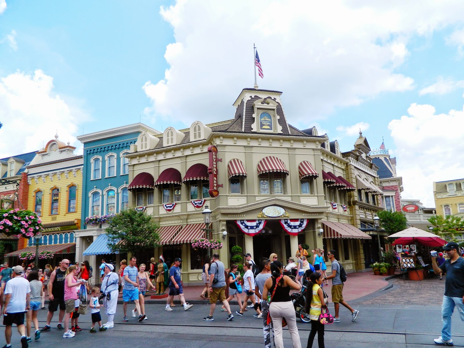 disney world main street usa