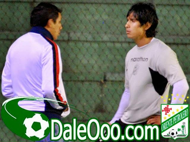 Oriente Petrolero - Yimy Montaño - Marvin Bejarano - DaleOoo.com web del Club Oriente Petrolero