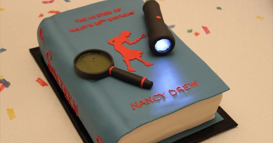 Nancy Drew Sleuth: Nancy Drew Cakes